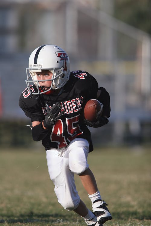 I'm a Football Coach's Wife, But I Won't Let My Son Play Youth Football www.herviewfromhome.com