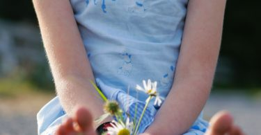 How a Daisy Taught me to Pray www.herviewfromhome.com