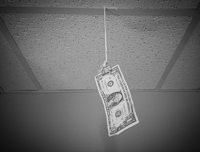 The Dollar Bill Hanging From the Ceiling: Explaining Extra Help in the Classroom www.herviewfromhome.com