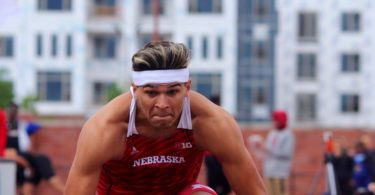 Jace Anderson, UNL track athlete, tells his story of coming out as gay and how other athletes accepted him.