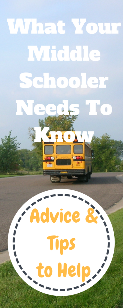 What Your Middle Schooler Needs to Know www.herviewfromhome.com