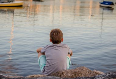 The Heartache of Sending Your First Child to Kindergarten www.herviewfromhome.com