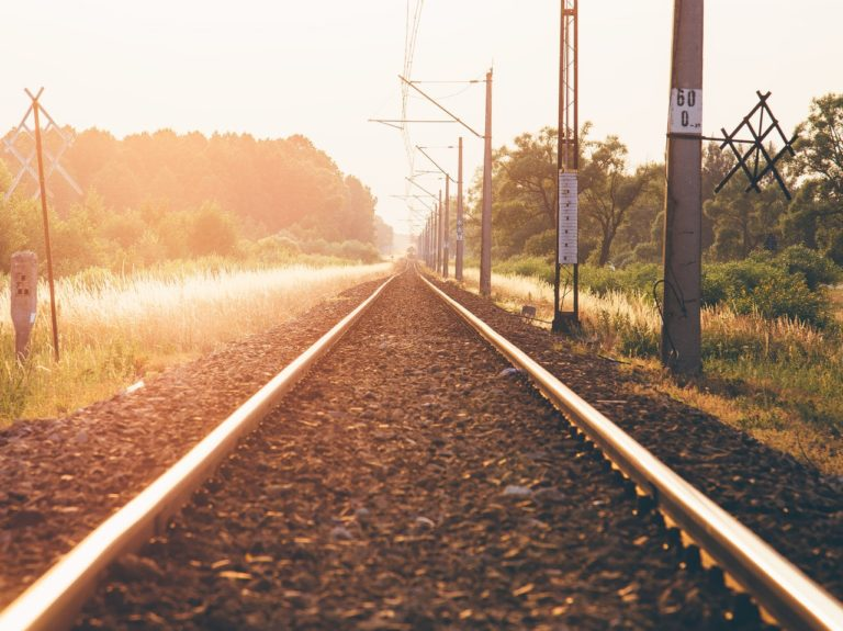 Looking for Trains and other Ways Motherhood Changed Me