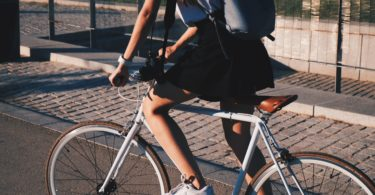 Bike Riding 101: A Parent's Lesson in Gratitude www.herviewfromhome.com