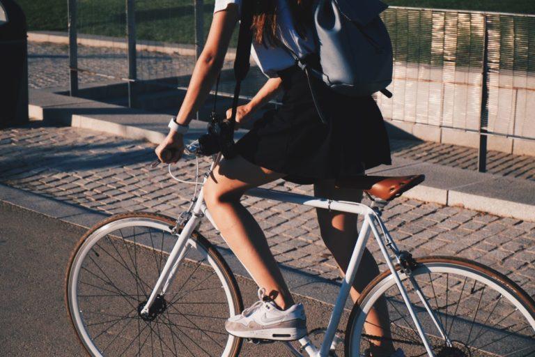 Bike Riding 101: A Parent's Lesson in Gratitude www.herviewfromhome.com