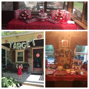 Mom Throws Daughter a Target Birthday Party (and we are all jealous)