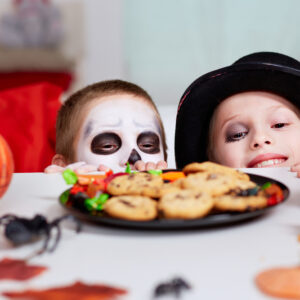 My Son's Peanut Allergy Makes Halloween Extra Scary