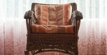 An Empty Rocking Chair and a Full Heart www.herviewfromhome.com