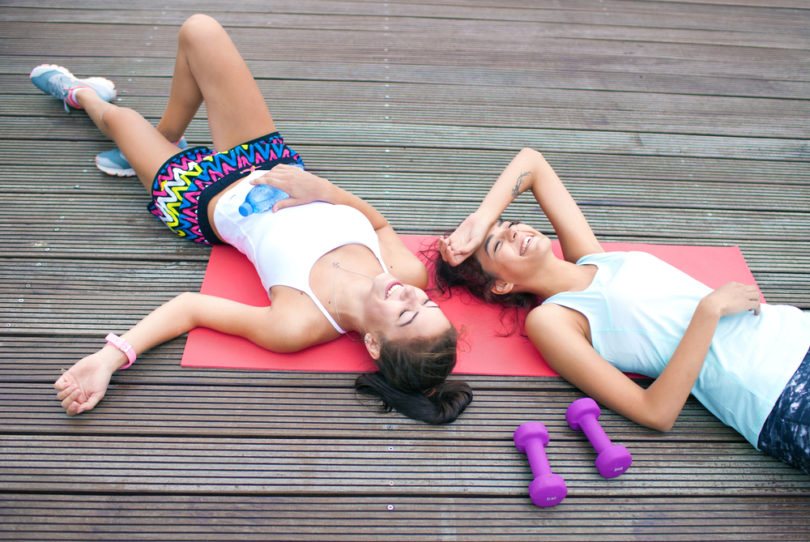 How Zumba Gave Me Back My Social Life www.herviewfromhome.com