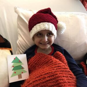 9-Year-Old Cancer Patient Requests Cards For His Last Christmas