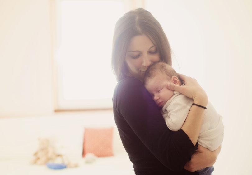 This Simple Habit Helped Me Through Postpartum Depression www.herviewfromhome.com