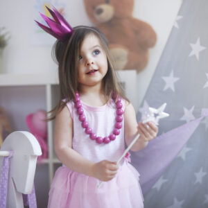 I'm Not a Princess – But I'm Raising One