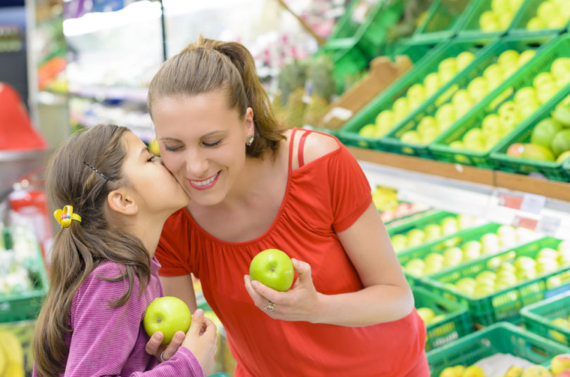 I'm the Grocery Store Mom You Wish You Were www.herviewfromhome.com