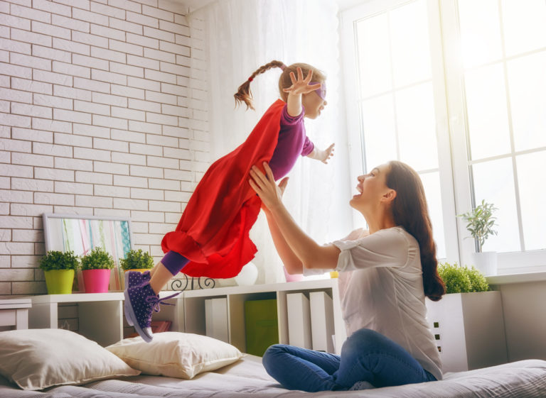 The One Mom You Should Absolutely Compare Yourself To www.herviewfromhome.com