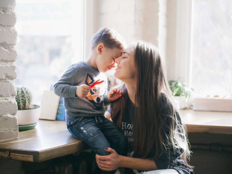 Motherhood Is So Much More Than I Ever Planned www.herviewfromhome.com