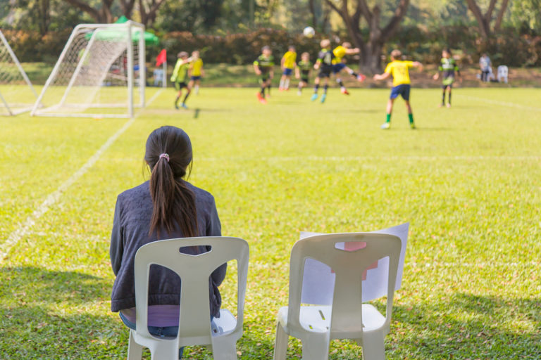 Lessons from the Sideline www.herviewfromhome.com