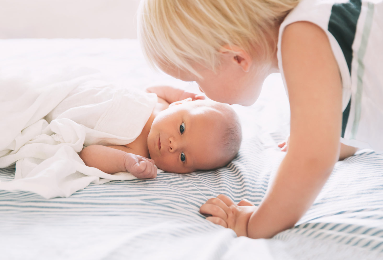 Can I Love My Second Baby As Much As My First? www.herviewfromhome.com