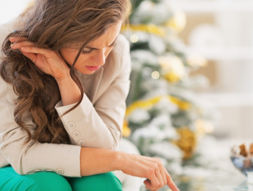 Look for the Ones Who Are Hurting This Holiday www.herviewfromhome.com