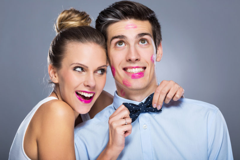 Are Lipstick and High Heels the Key to a Happy Marriage? www.herviewfromhome.com