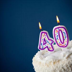 Hello, 40