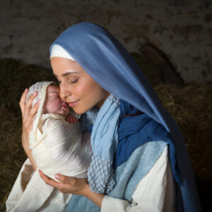 Mary, What Did You Know as You Held Jesus in Your Arms?