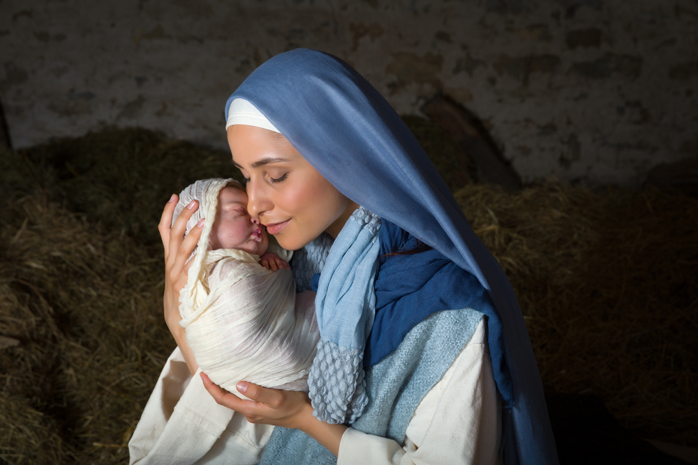 A Mother-to-Mother Question: Mary, Did You Know? www.herviewfromhome.com