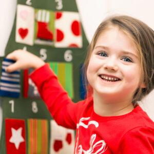 Nine Easy Ideas For a Family Advent Calendar