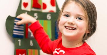 Nine Easy Ideas For a Family Advent Calendar www.herviewfromhome.com
