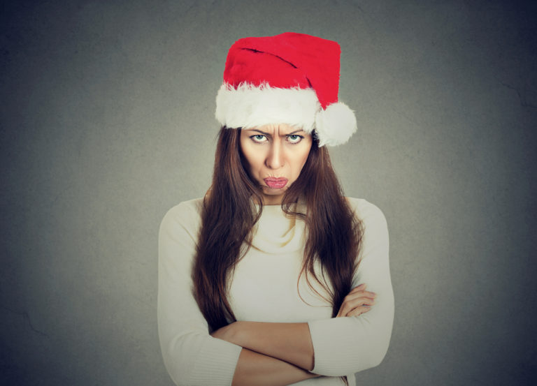 5 Ways To Enjoy Christmas When You Are a Mama Grinch www.herviewfromhome.com