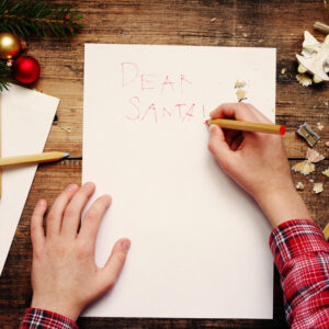 A Mom's Letter to Santa