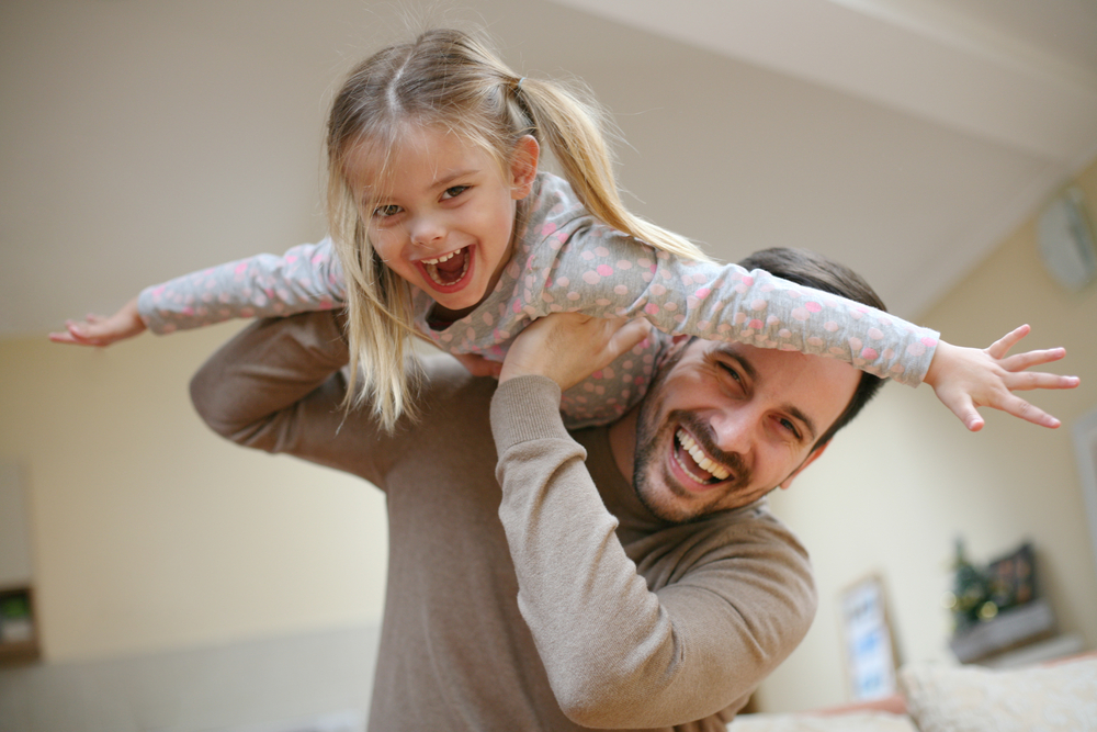 Dear Hardworking Dads, We See You www.herviewfromhome.com