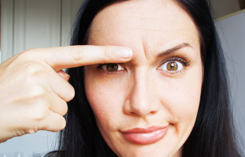 Why I'm Embracing My Wrinkles www.herviewfromhome.com