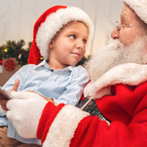 I Told My Son the Truth About Santa and He Didn't Believe Me