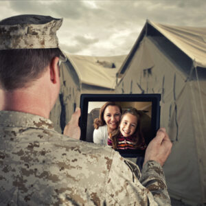 A Letter to the Spouse of the Deployed this Holiday Season