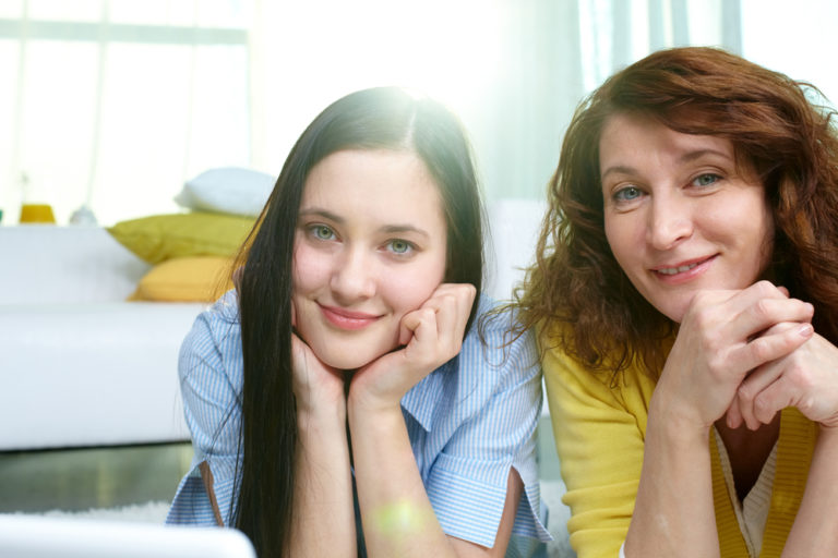 The Truth About Parenting Teens www.herviewfromhome.com