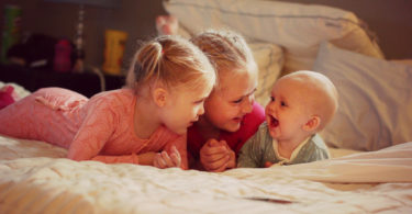 How Lucky You Are To Be Growing Up With Sisters www.herviewfromhome.com