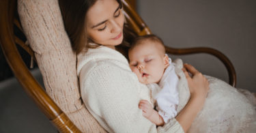 Cherishing Quiet Moments With You, My Baby, Just a Little While Longer www.herviewfromhome.com