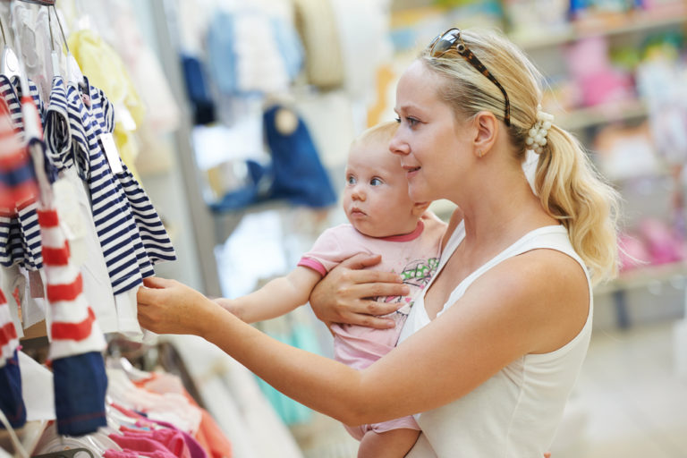 Your Baby Doesn't Need New Everything www.herviewfromhome.com