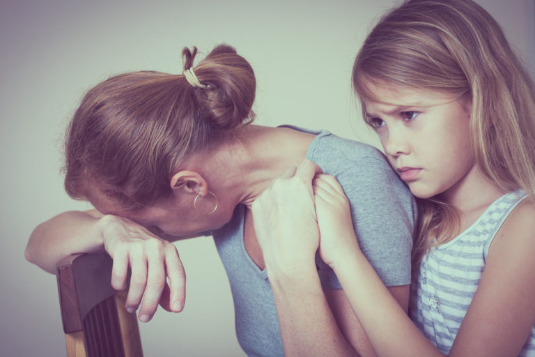 The Secret to Keeping a Family Strong When Life Gets Hard www.herviewfromhome.com