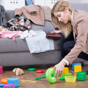 This is Your Mom Brain on Clutter