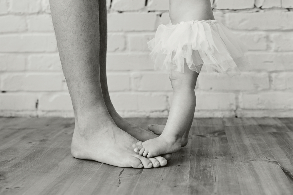 To my Son-in-Law as Your Bride Dances on Her Daddy's Feet www.herviewfromhome.com
