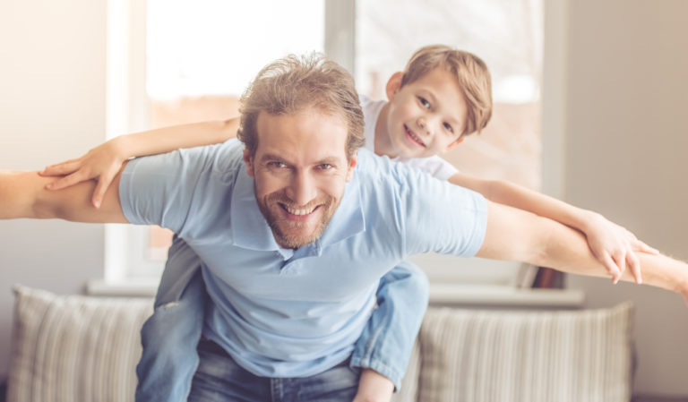 How Being Adopted Made My Husband a Better Father www.herviewfromhome.com