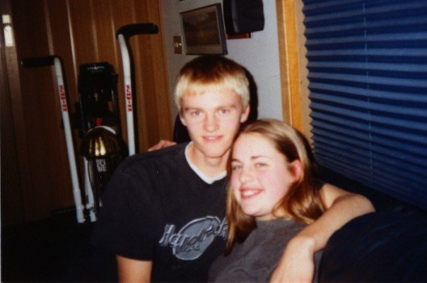 we were just kids, two kids in love, teenagers, young love, marriage, high school sweetheart www.herviewfromhome.com