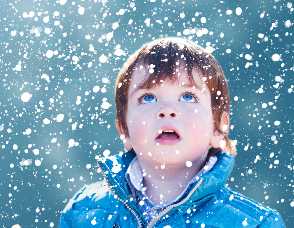 A Miracle of Snow: How God is at Work When We Don't See It www.herviewfromhome.com