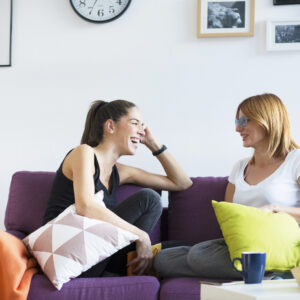 Stop Apologizing For the Mess and Invite Your Friends Over, Mom