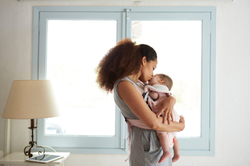 God Made Mothers Strong www.herviewfromhome.com