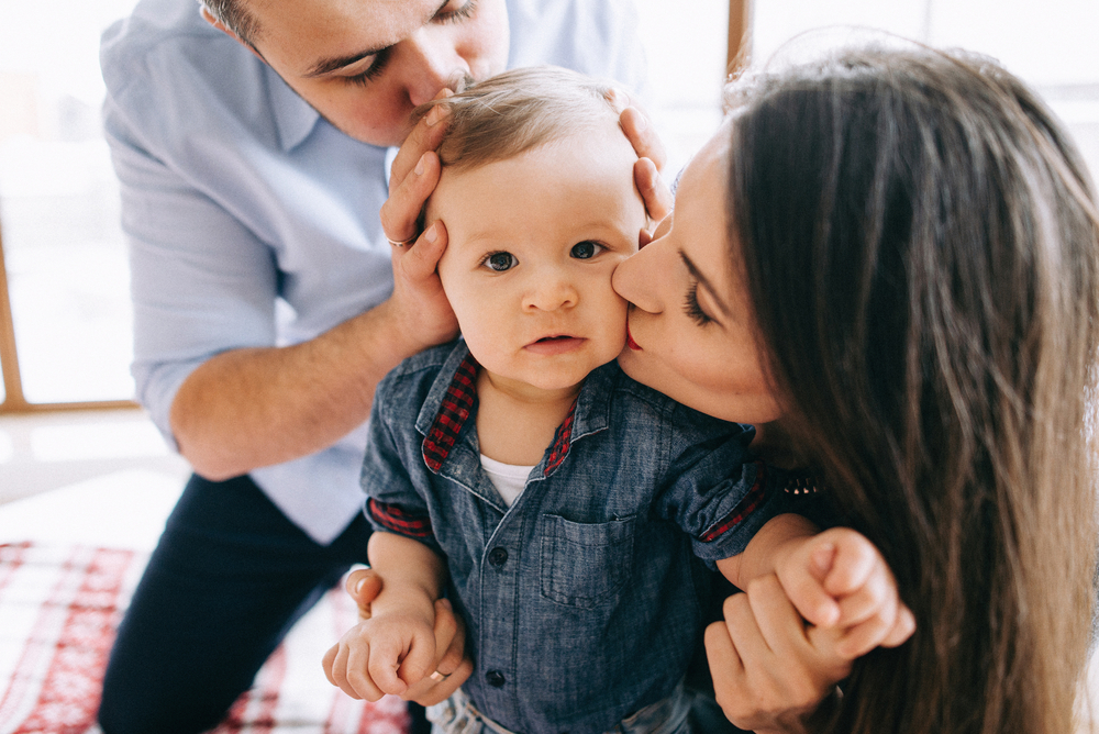 I'll Treasure Our Days As a Family of Three www.herviewfromhome.com