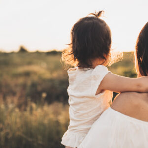 To The Mom Who is Weary and Worn