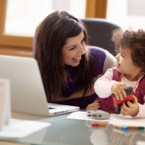 Dear Daughter, You Can Choose Both Kids and a Career