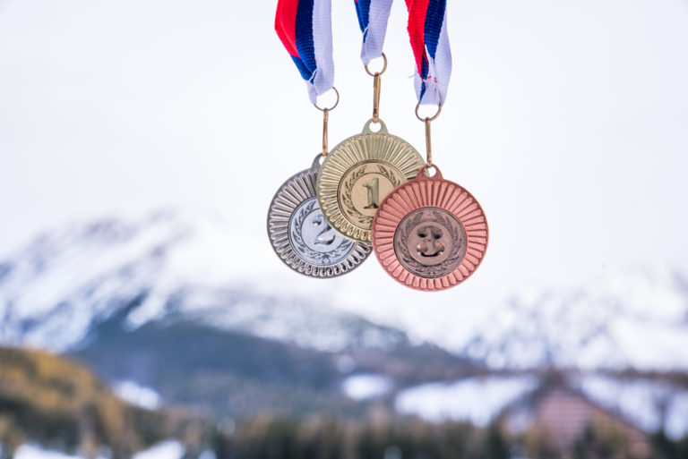 Teen Oversleeps, Loses Coat, Drops F-Bomb, And Wins Gold Medal www.herviewfromhome.com